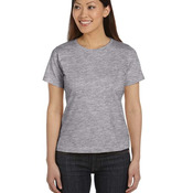 Ladies' Combed Ringspun Jersey T-Shirt