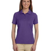 Ladies' Dri-Fast™ Advantage™ Solid Mesh Polo