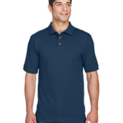 Men's 6 oz. Ringspun Cotton Piqué Short-Sleeve Polo