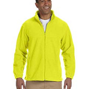 Men's 8 oz. Full-Zip Fleece