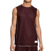 PosiCharge™ Mesh Reversible Sleeveless Tee