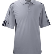 Men's ClimaLite 3-Stripes Cuff Piqué Polo