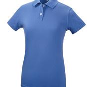 Ladies' ClimaLite Piqué Polo