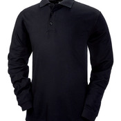 ClimaLite Piqué Long-Sleeve Polo