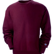 Adult Reverse Weave® Crew Neck Sweatshirt