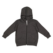 Toddler 7.5 oz. Full-Zip Fleece Hood