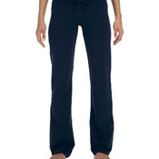 Ladies' Stretch French Terry Lounge Pant