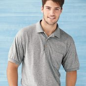 DryBlend™ Jersey Sport Shirt with a Pocket