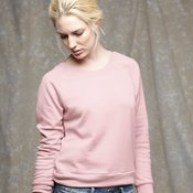 Ladies' French Terry Raglan Sweatshirt
