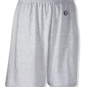 "Adult Cotton 6"" Gym Shorts"