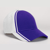 Cotton Twill Collegiate Cap