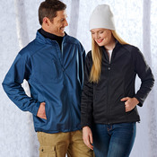 UltraClub® Soft Shell Solid Jacket