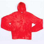 Gildan Tie-Dye Adult Pinwheel Hooded Sweatshirt