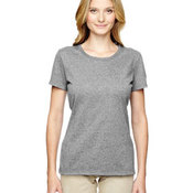 Ladies' 5.6 oz., 50/50 Heavyweight Blend™ T-Shirt