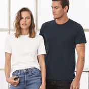 Unisex Short Sleeve Made In The USA Crewneck T-Shirt