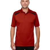 Tempo Polo Men's Recycled Polyester Performance Polo
