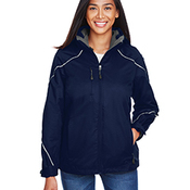Angle Ladies' 3-In-1 Jacket With Bonded Fleece Liner