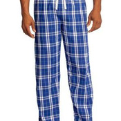 Young Mens Flannel Plaid Pant