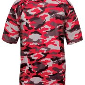 Youth Camo Short Sleeve T-Shirt