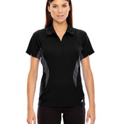 Ladies' Serac UTK cool?logik™ Performance Zippered Polo