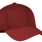 Nylon Twill Performance Cap
