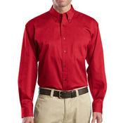 Long Sleeve SuperPro Twill Shirt