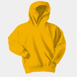 Youth 50/50 Blend Hooded Sweatshirt Thumbnail