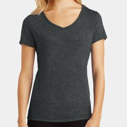 Ladies Tri-Blend V-Neck T-Shirt Thumbnail