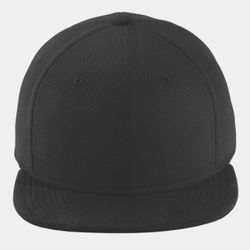 Adult Diamond Fit New Era Flat Bill Snapback Thumbnail