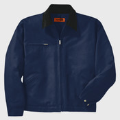 Tall Duck Cloth Work Jacket