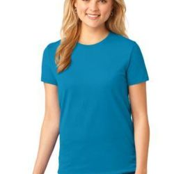 Ladies 5.4oz Cotton T-Shirt Thumbnail