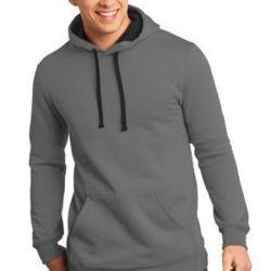 Unisex Light Fleece Hooded Sweatshirt Thumbnail