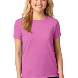 Ladies 5.3oz Heavy Cotton T-Shirt Thumbnail